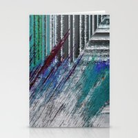data Stationery Cards featuring Data by MonsterBrown
