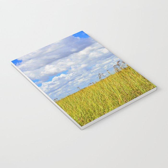 Clouded Sky Notebook