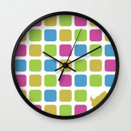 GOAT Jubilee Wall Clock