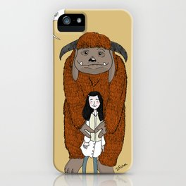 Ludo, Friend iPhone Case