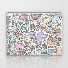Kawaii Sweet Treats Laptop & iPad Skin