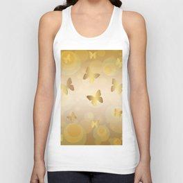 Pattern butterfly 166 Unisex Tank Top