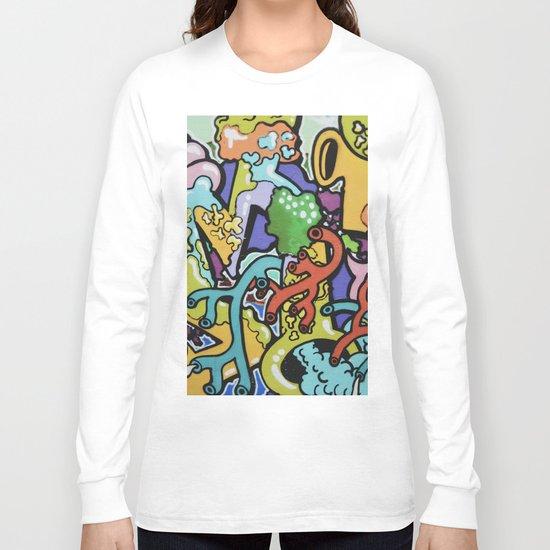 Street art form Long Sleeve T-shirt