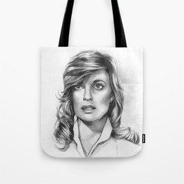 Sue Ellen Ewing Tote Bag