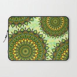 Mandala Natura Laptop Sleeve