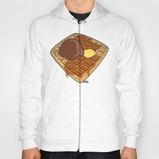Waffle Time is Anytime. Hoody