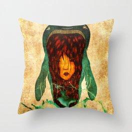 Balena Throw Pillow