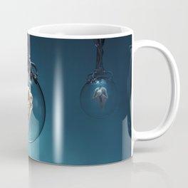 Ripe for the Harvest / Sci-fi human clones Coffee Mug