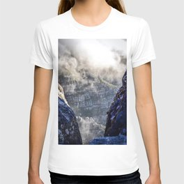 Table Mountain, South Africa Landscape T-shirt