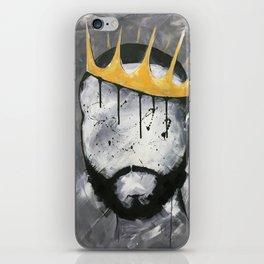 Naturally King iPhone Skin