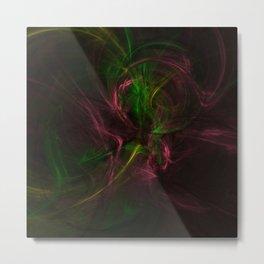 Träume - Syntetic - Abstrakt - Natural   (A7 B0161) Metal Print