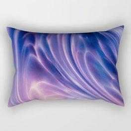 Violet Shell Rectangular Pillow