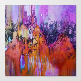 Ruinous Dreaming Canvas Print