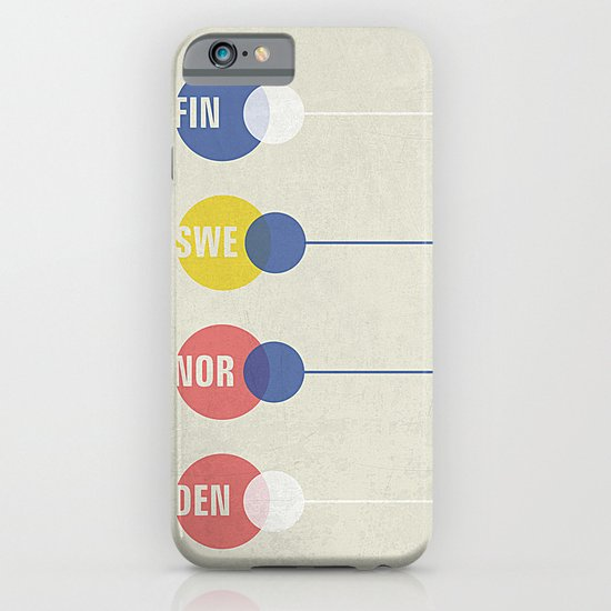 The Scando iPhone & iPod Case