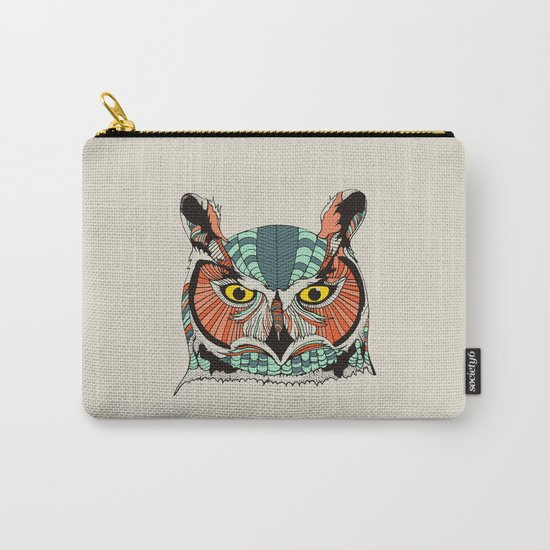 OWLBERT Carry-All Pouch