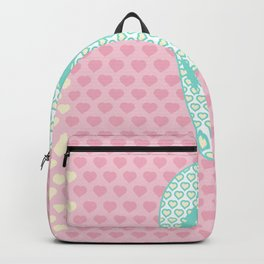 Flip Flop Pastel Backpack
