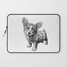 Corgi Puppy Laptop Sleeve