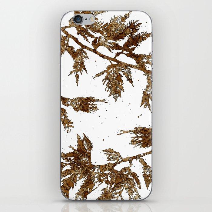 Cedar Branch iPhone Skin