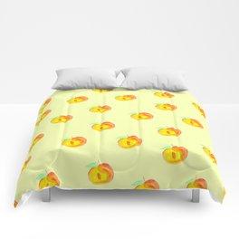 Peaches and Cream Comforters