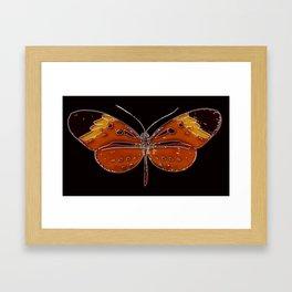 Untitled Butterfly 3 Framed Art Print