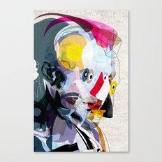Travis02 Canvas Print