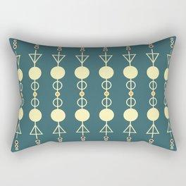 Balance Totem Rectangular Pillow