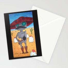 Paco Del Futuro Stationery Cards