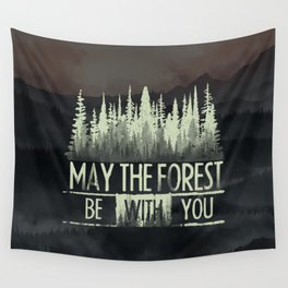 Be With You Wall Tapestry