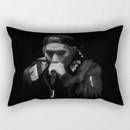 Agust D Rectangular Pillow