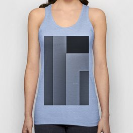 Shades of Grey Unisex Tank Top