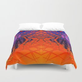 Abstract#1 Duvet Cover