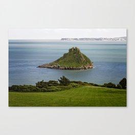 Thatcher Rock Canvas Print