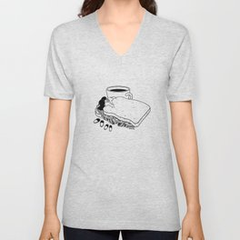 Breakfast Included Unisex V-Neck