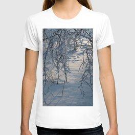 Winter trail T-shirt