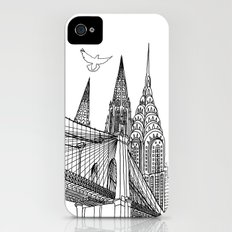 NYC Silhouettes iPhone (4, 4s) Slim Case