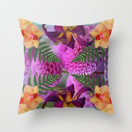 La Felicidade Throw Pillow