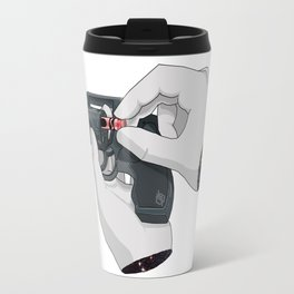 Loaded With Color Travel Mug