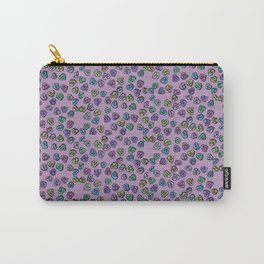 Not So Sweet Hearts Carry-All Pouch