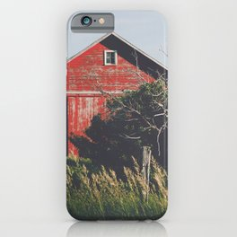 Country Red iPhone Case