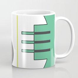 Eyeball No. 2 Coffee Mug