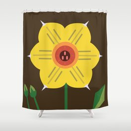 jonquils Shower Curtain