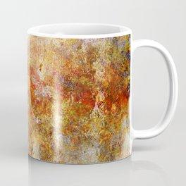 Mod Nature Trail Multicolor Pattern Coffee Mug