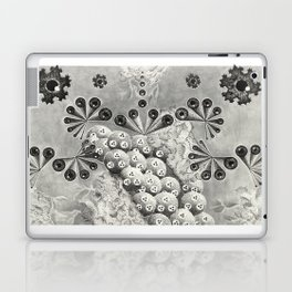 Octopus' Garden Fractal Design Laptop & iPad Skin