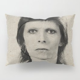 BOWIE mixed lines Pillow Sham