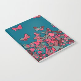 Flutterflies Notebook
