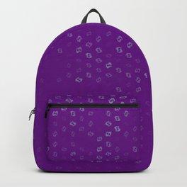 pisces zodiac sign pattern pt Backpack
