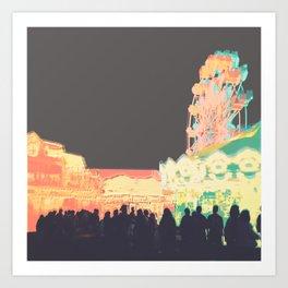 Tint-A-Fair Art Print
