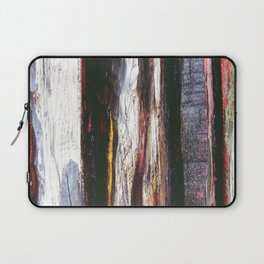 Aged Wood Structure rustic decor Laptop Sleeve