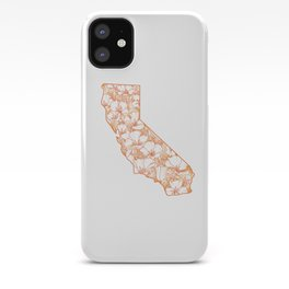 home is where the poppies are iPhone Case