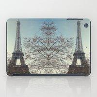 90s iPad Cases featuring The 90s in Paris by MarioGuti